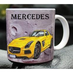 Hrneček auto Mercedes