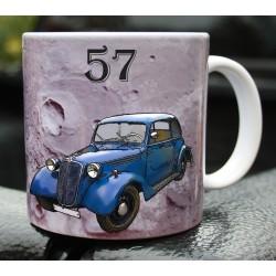 Hrneček auto Tatra 57 1938