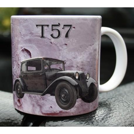 Hrneček auto Tatra T57 1935