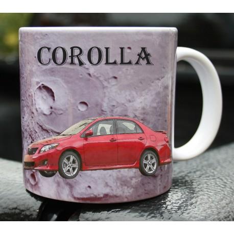 Hrneček auto Toyota Corolla older
