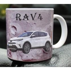 Hrneček auto Toyota RAV 4