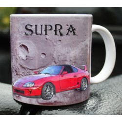 Hrneček auto Toyota Supra