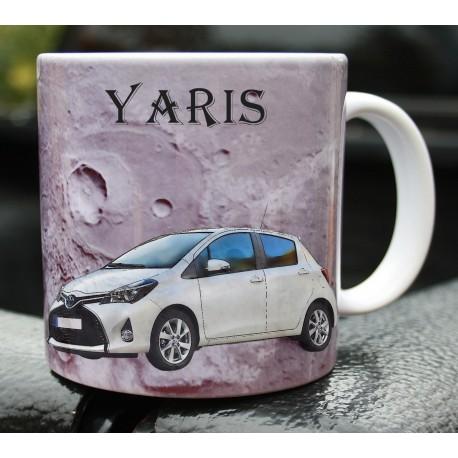 Hrneček auto Toyota Yaris 2015