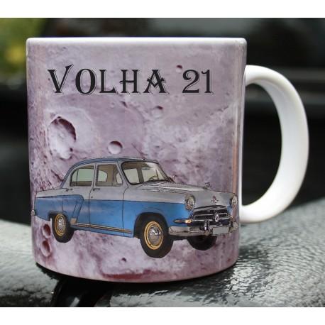 Hrneček auto Volha 21