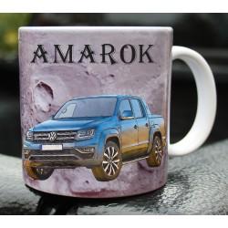 Hrneček auto Volkswagen Amarok 2017