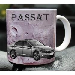 Hrneček auto Volkswagen Passat 2015
