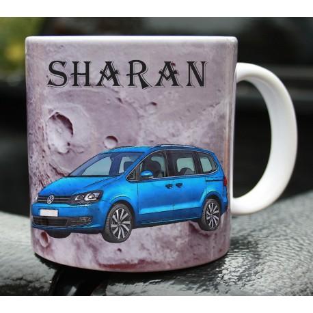 Hrneček auto Volkswagen Sharan 2016
