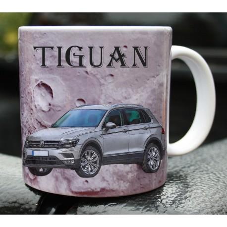 Hrneček auto Volkswagen Tiguan 2017
