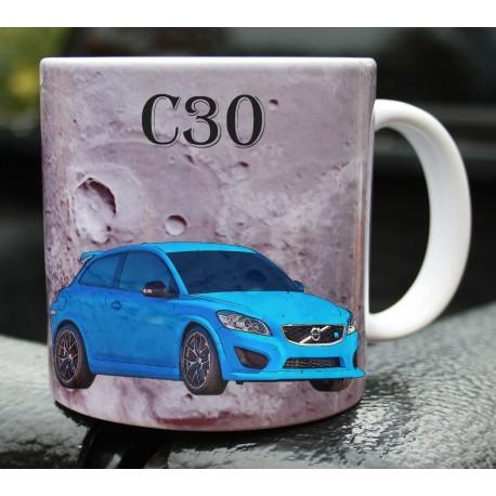 Hrneček auto Volvo C30