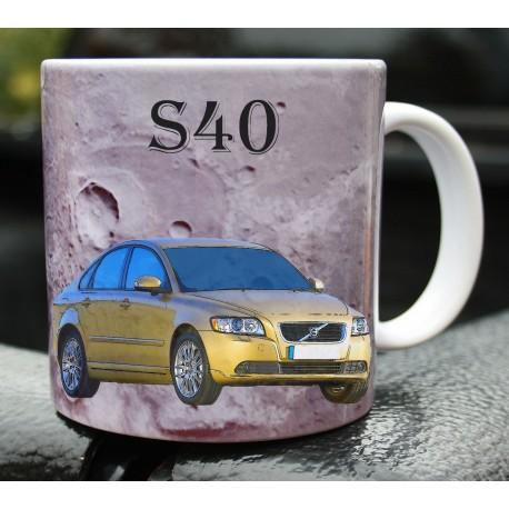 Hrneček auto Volvo S40