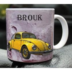 Hrneček auto VW Brouk