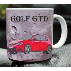 Hrneček auto VW Golf GTD