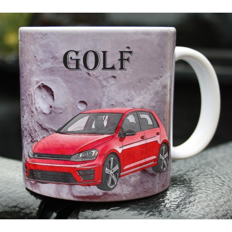 Hrneček auto VW Golf