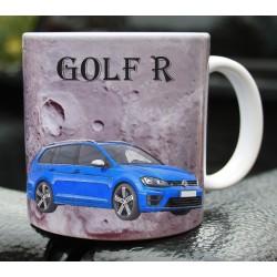 Hrneček auto VW Golf R Variant
