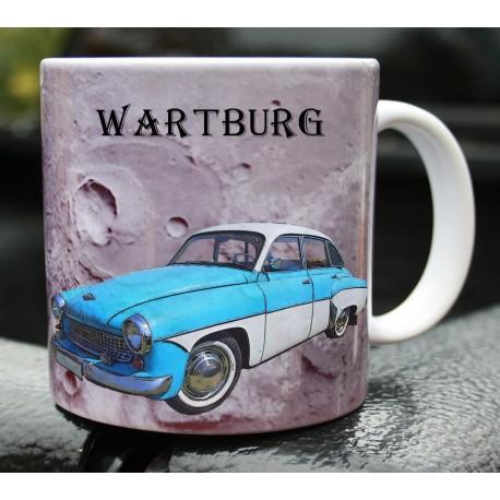 Hrneček auto Wartburg