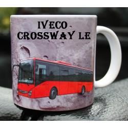 Hrneček autobus Iveco Crossway LE