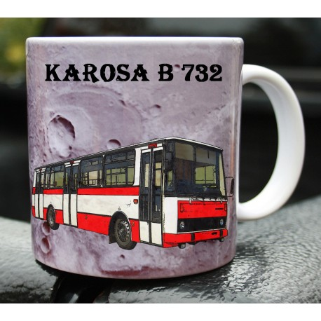 Hrneček autobus Karosa B732