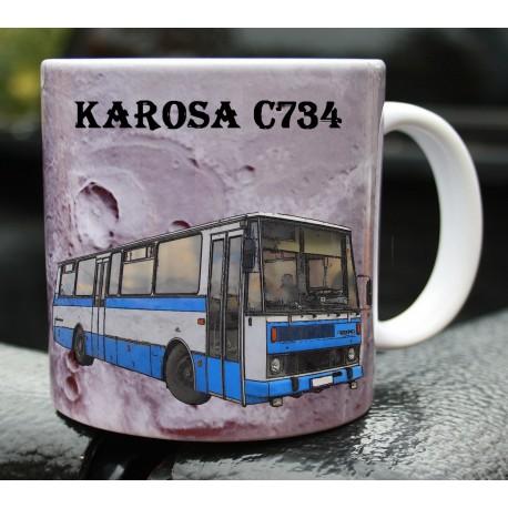 Hrneček autobus Karosa C734 H