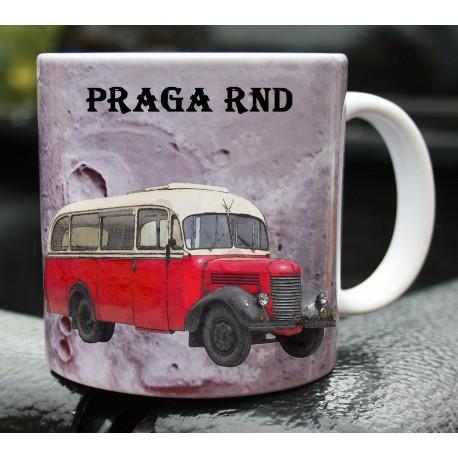 Hrneček autobus Praga RND