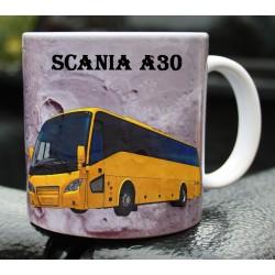 Hrneček autobus Scania A30