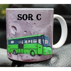 Hrneček autobus SOR C