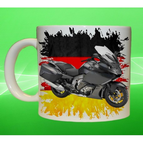 Foto hrneček motocykl BMW K1600 GTL