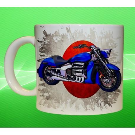 Foto hrneček motocykl Honda Valkyrie