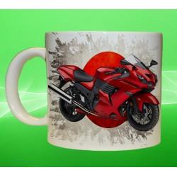 Foto hrneček motocykl Kawasaki Ninja ZX 2010