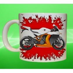 Foto hrneček motocykl KTM 1190 RC8R3