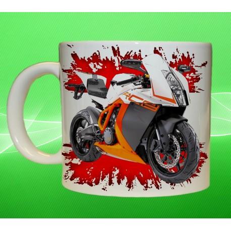 Foto hrneček motocykl KTM 290 Duke