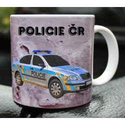 Foto hrneček POLICIE 1