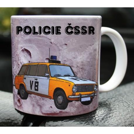 Foto hrneček POLICIE 2