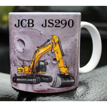Foto hrneček JCB JS 290