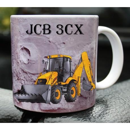 Foto hrneček JCB 3CX