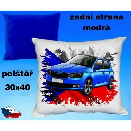Polštářek auto ŠKODA FABIA III