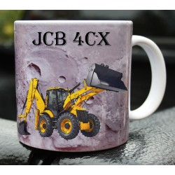Foto hrneček JCB 4CX
