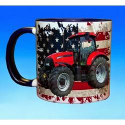 Foto hrneček traktor CASE 140
