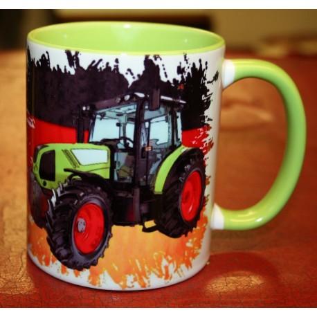 Foto hrneček traktor CLASS ARION 400