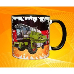 Foto hrneček traktor CLASS DOMINATOR 76