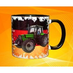 Foto hrneček traktor DEUTZ FAHR