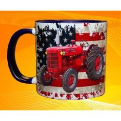 Foto hrneček traktor Mc Cormick Super WD 9
