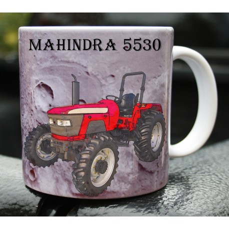Foto hrneček traktor MAHINDRA 5530