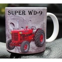 Foto hrneček traktor Mc Cormick Super WD-9