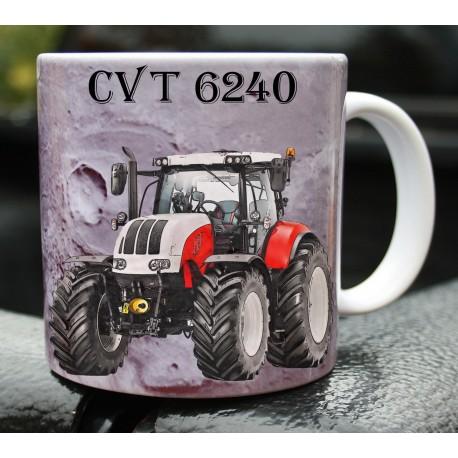 Foto hrneček traktor Steyr CVT 6240