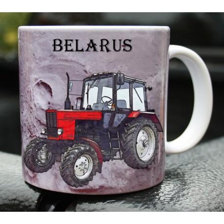 Foto hrneček traktor Belarus - 2