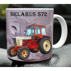 Foto hrneček traktor Belarus 572