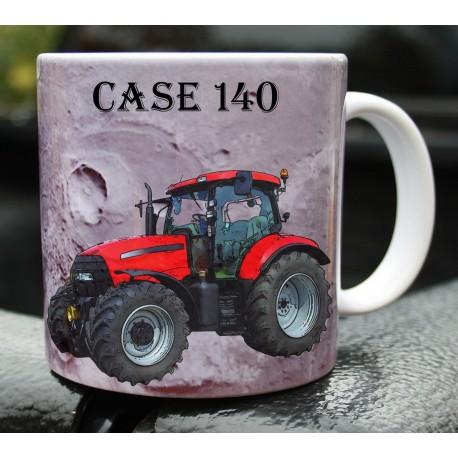Foto hrneček traktor Case 140 - 2