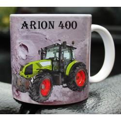 Foto hrneček traktor CLASS ARION 400 - 3