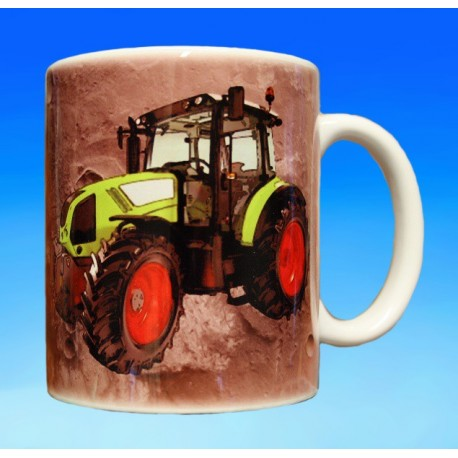 Foto hrneček traktor CLASS ARION 400 - 4