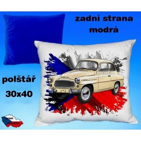 Polštářek auto ŠKODA OCTAVIA 1962